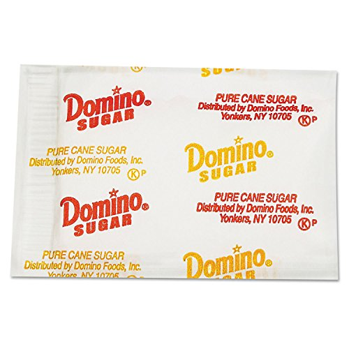 Domino Sugar Packets, 0.1 Ounce (Pack of ()