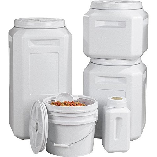 Vittles Vault Originals - Dog Food Storage Containers for Dogs !(80 Lbs)