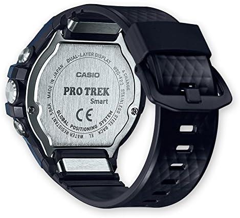 Casio wsd f20 a buaae LCD GPS (Satellite) Noir, Bleu Montre