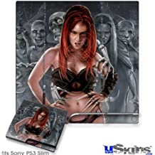 Sony PS3 Slim Skin - Deadland