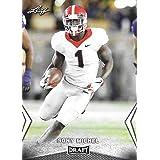 2018 Leaf Draft #57 Sony Michel Georgia Bulldogs Football Card