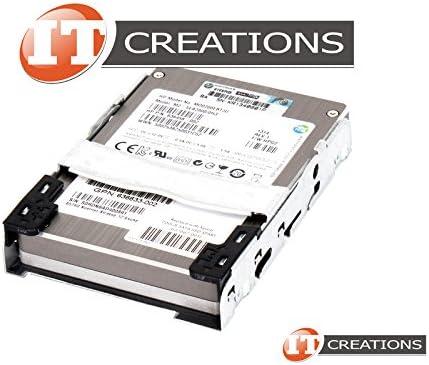 HP 637067-001 200GB SSD 2.5 3G SATA MLC Gen8 Hot Plug