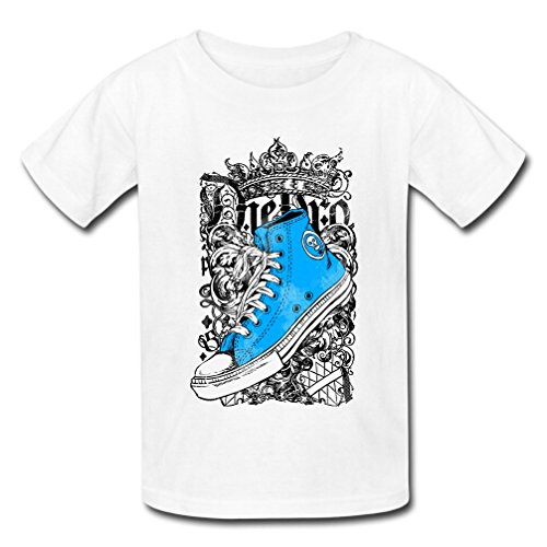 Jiuduidodo jiuduidodo men 39 s vintage shoes printing gildan for Amazon custom t shirts