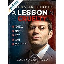 A Lesson In Cruelty (subtítulos en español)