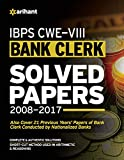 IBPS CWE- VIII Bank Clerk Solved Papers 2018