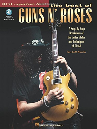 The Best of Guns N' Roses - Guns N Roses Tab Book