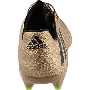 adidas Men's Messi 16.1 FG Soccer Cleats (Sz. 9) Copper Metallic