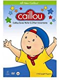 Caillou Saves Water & Other Adventures /