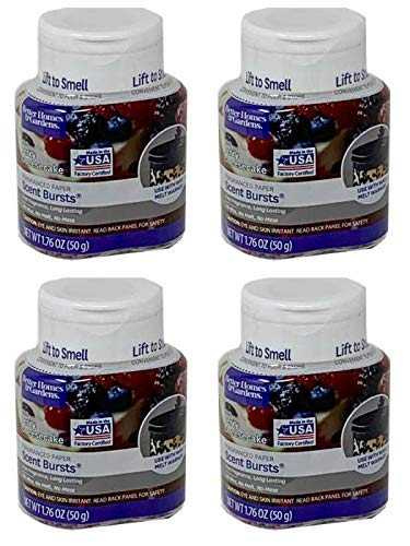 Better Homes and Gardens Scent Bursts Wild Berry Cheesecake - 4-Pack