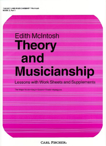 O4011 - Theory and Musicianship - Book 2, Part 1
