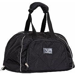 TuffRider Classic Hat Bag Black/Silver STD
