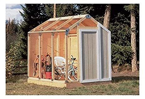 Review Fast Framer Universal Outdoor Storage Shed Framing Kit Cheap Garden Bike Metal -by# fastsaledeals; TRYK64272342848117