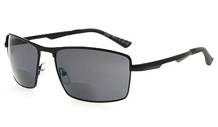Eyekepper Policarbonato polarizado gafas de sol bifocales lectores de sol bifocales gafas de lectura polarizados al