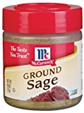 McCormick Ground Sage, 0.6 oz (Pack of 6)
