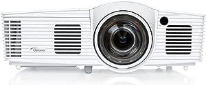 Optoma GT1070Xe Short Distance DLP Projector (Full HD, 2800 Lumens, 23,000:1 Contrast, 3D)