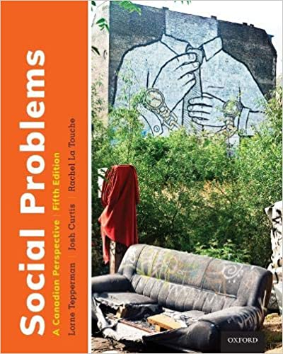 Social Problems A Canadian Perspective 5th Edition [Lorne Tepperman]