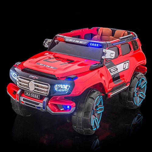 battery operated fire truck - 9