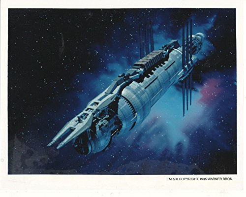 BABYLON 5 8X10 COPY PHOTO CC3912