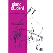 Piano Student: Level 3 (David Carr Glover Piano Library)