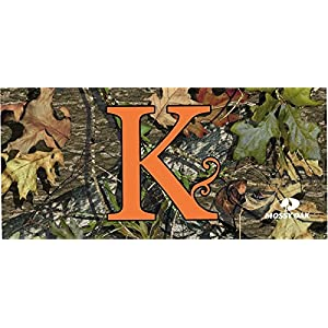 Evergreen Sassafras Switch Mat Mossy Oak Monogram K