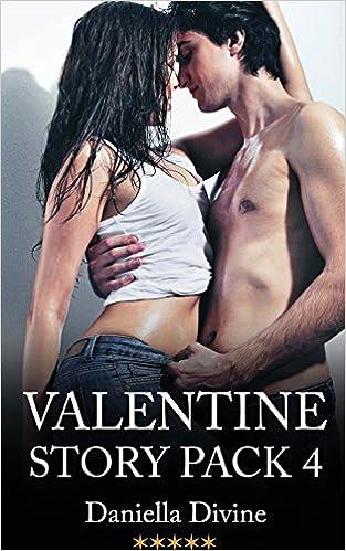 Livre de téléchargements gratuits Valentine Story Pack 4 1497550106 PDF