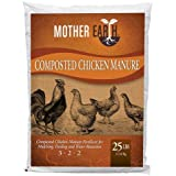 Mother Earth Composted Chicken Manure 25 lbs (80/PLT)