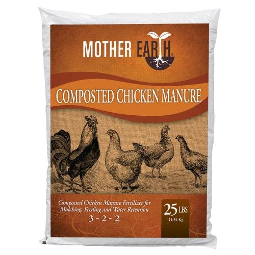 Mother Earth Composted Chicken Manure product image