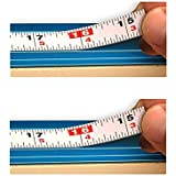 "Kreg KMS7723 1/2"" x 12-Feet Self-Adhesive Right-to-Left Measuring Tapes, 2-Pack"
