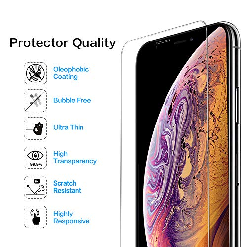 Buy iphone x glass screen protector