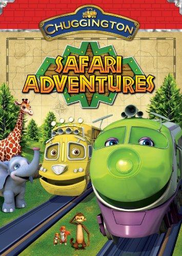 DVD : Chuggington: Safari Adventures (DVD)