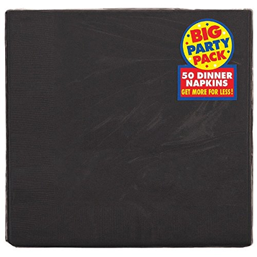 amscan Big Party Pack 2-Ply Dinner Napkins |
