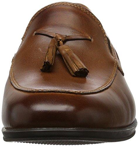 Rockport Sc Tassel, Mocasines para Hombre marrón (brown leo)
