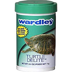 Wardley ProduCounts AWA300 Turtle Delite, 0.4-Ounce
