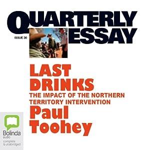 Quarterly Essay 30 Periodical
