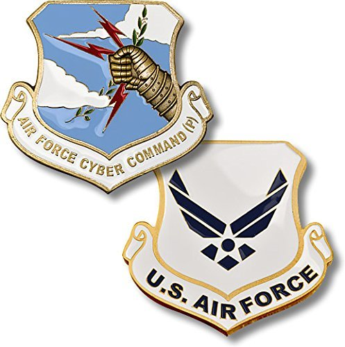 U.S. Air Force Cyber Command (P) Challenge (Cyber Coins)