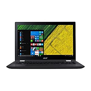 Acer Spin 3 Laptop Intel Core i3 2.4 GHz 6 GB Ram 1TB HDD Windows 10 Home (Certified Refurbished)