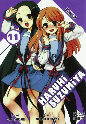 Descargar Libro Haruhi Suzumiya 11 Nagaru Tanigawa