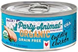 Party Animal Cuddly Chicken Recipe Cat Food, 5.5 Ounces Can