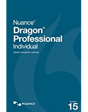 Dragon Professional Individual 15  - Upgrade from Premium 12 and up [PC Download]