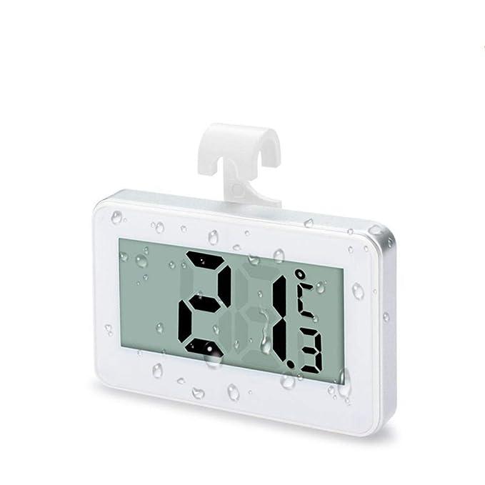 Refrigerador Termómetro Digital A Prueba De Agua Refrigerador ...