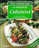 img - for Dieta Moderna para la Reduccion del Colesterol by Franke (1999-05-04) book / textbook / text book