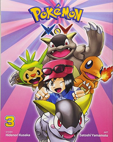 Pokémon XY, Vol. 3 (Pokemon)