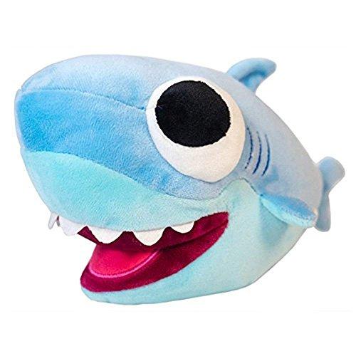 elfishgo Lovely Shark Plush Toys Baby Shark Official Plush Stuffed Animals Kids Toys for Children Birthday Gift 25cm