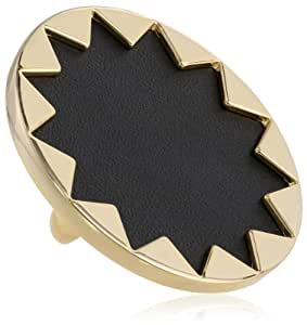 House of Harlow 1960 14k Gold-Plated Starburst Cocktail Ring, Size 7