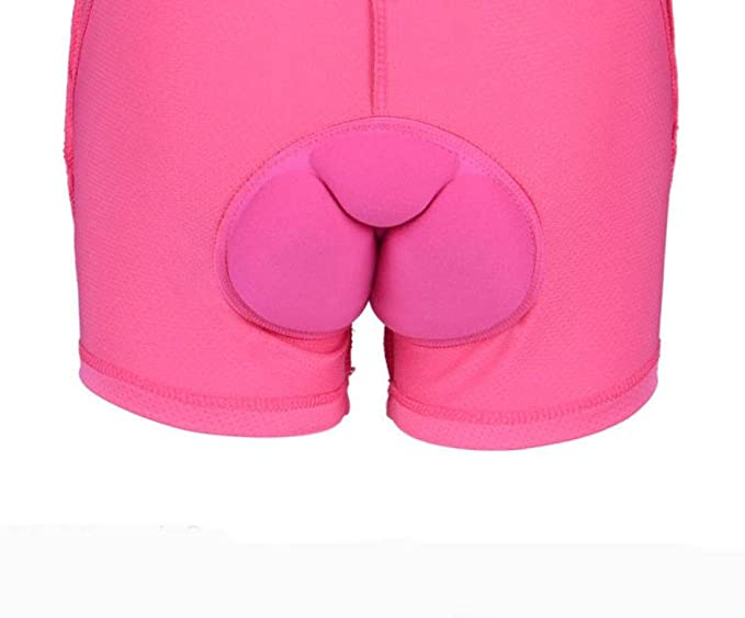 Cycle Bicycle Men Padded Sports Shorts Briefs 3D Sponge Ride Underpants US