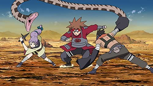 Naruto Shippuden - Auf den Spuren von Naruto - Der bisherige ...