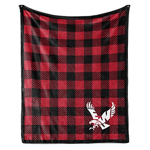 (Official NCAA Eastern Washington University Eagles - Fleece Blanket -)
