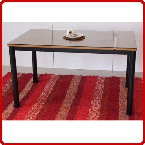 リオレ 130サイズ ダイニングテーブル B00CR53738