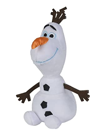 Simba Toys Disney Eiskönigin 6315873185 Olaf Schneemann 25cm günstig kaufen