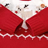 Afunbaby Baby Girl Boy Ugly Christmas Sweater Knit